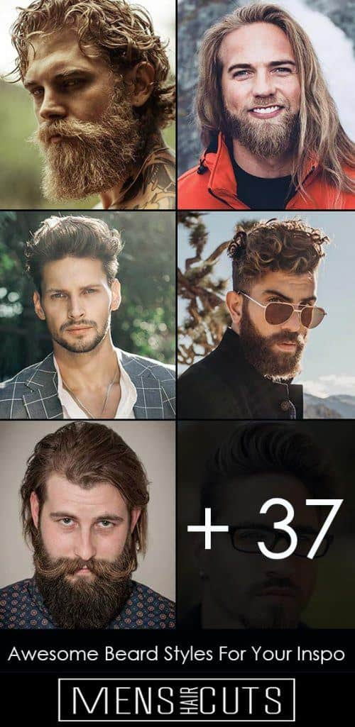 A Guide To The Best Beard Styles That Will Make You A Dandy #beard #beardstyles #beardtypes