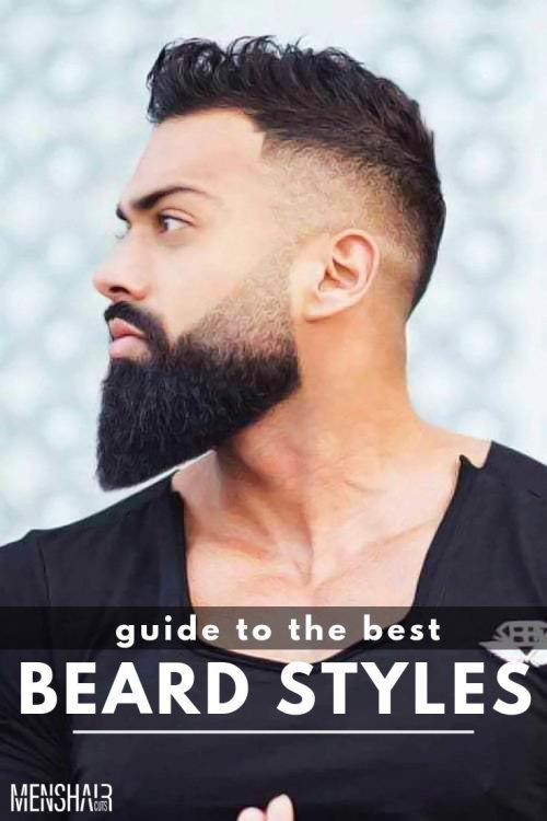 A Guide To The Best Beard Styles That Will Make You A Dandy