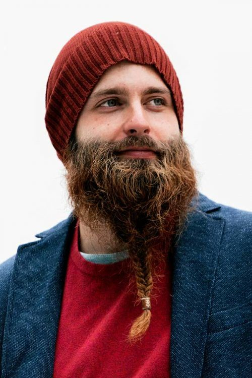 Braided Beard #beard