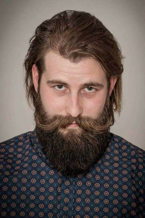 Long Beard #fullberad #beard #beardstyles #beardtypes