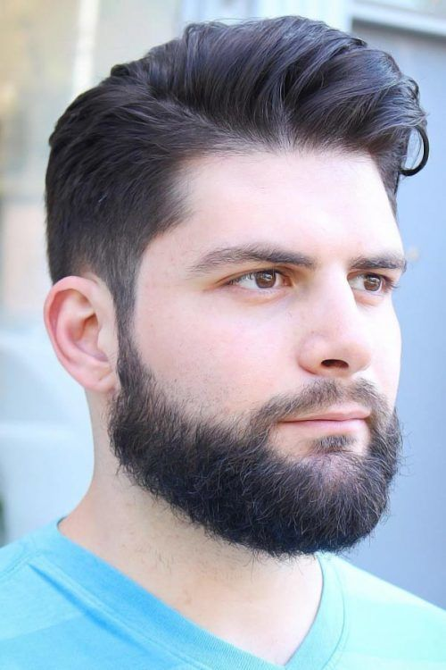 Urban Style Beard For Men #beard