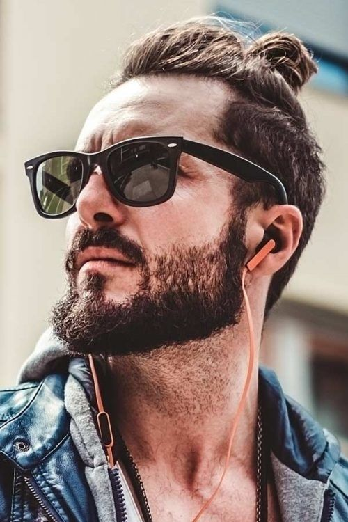 How To Get It? #undercut #manbun #menbun #longhairstylesformen