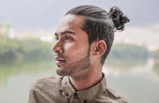 Are You Still Shy Away From A Man Bun? Here's What Will Change Your Mind