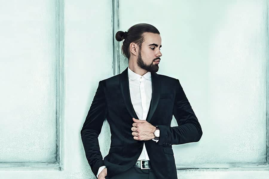 A Man Bun Is The Best Way To Show You Are A Man