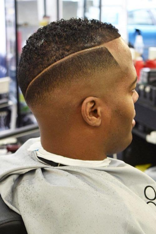 Short Hair With Hard Part #blackmenhairstyles #afrohair #afrohairstyles