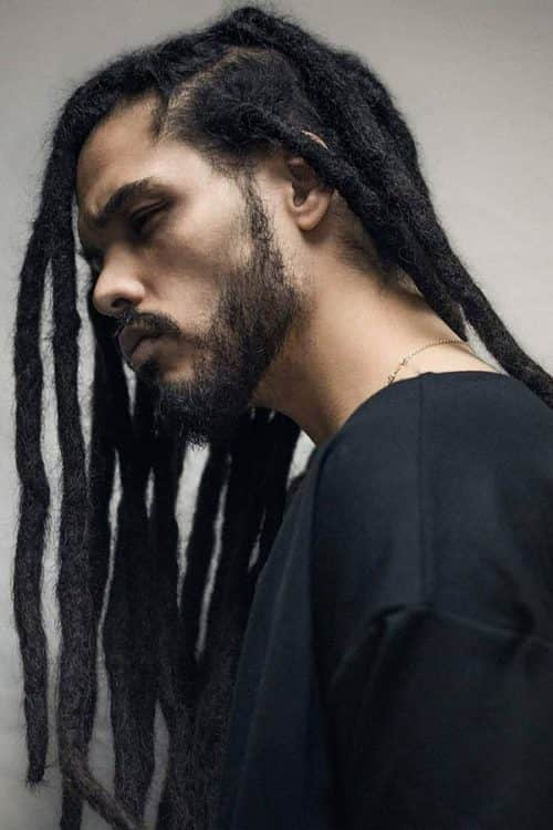 Dreadlocks #dreadlocks #dreads #blackmenhairstyles #afrohair #afrohairstyles