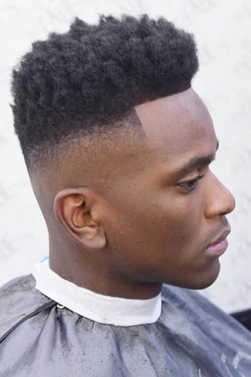 The High-End Black Men Hairstyles To Make The Most Of Your Afro Hair