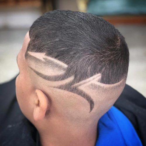 Haircut design #buzzcut #haircuts #menhaircuts