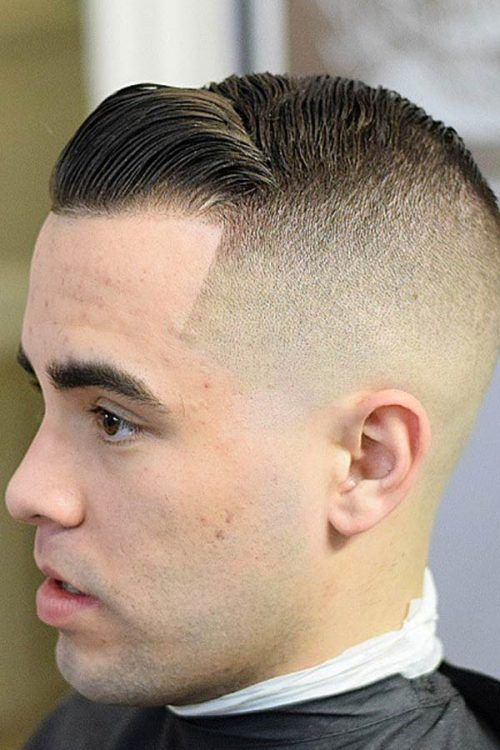 The High and Tight #highandtight #buzzcut #mensshorthaircuts