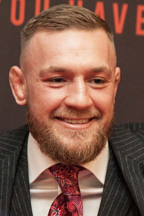 Conor McGregor #crewcut