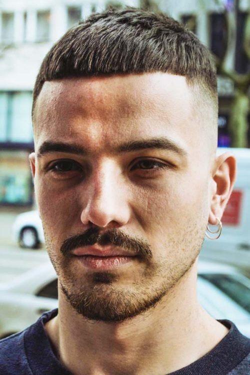 Simple Crew Cut #crewcut