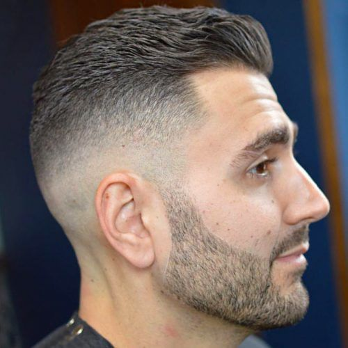 Slicked Crew Cut #crewcut #taper#taperfade #fade