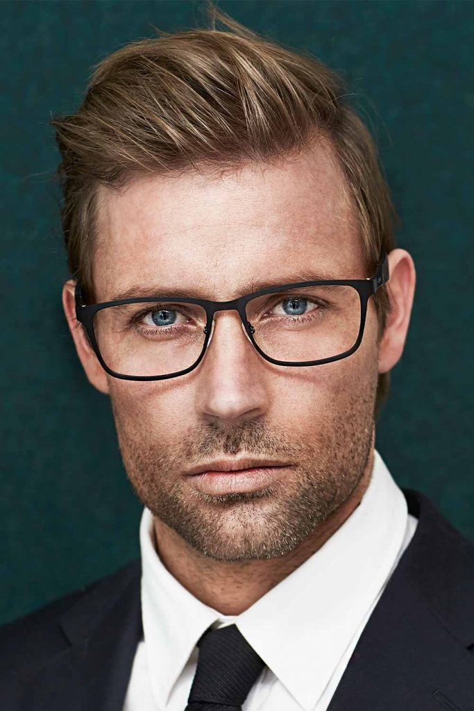 Highlighted Straight Quiff Hairstyle #mensmediumhair #mediumhairstyles #mediumhair #mediumhairman