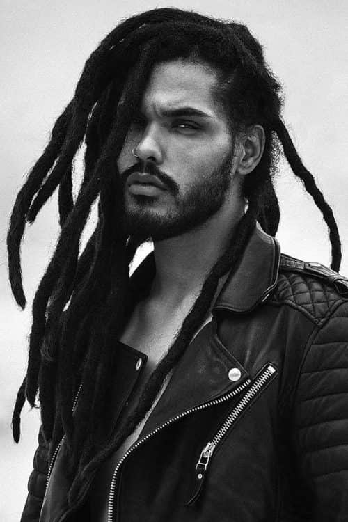 Dreadlocks #dreadlocks #dreads #menslonghairstyles