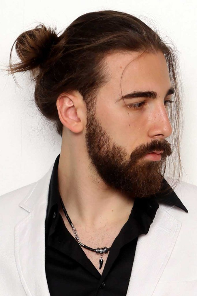Mens Long Hairstyles Guide The Complete Version Menshaircuts Com