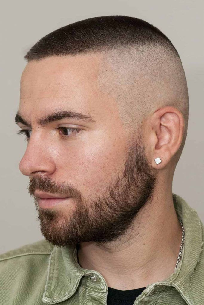High And Tight Haircut #shorthaircutsformen #shorthairmen #mensshorthaircuts