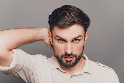 25 Men's Medium Length Hairstyles To Be Always On Point