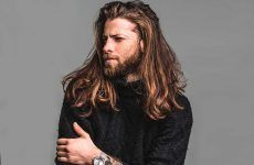 Staggering Men's Long Hairstyles Compilation To Make Heads Turn