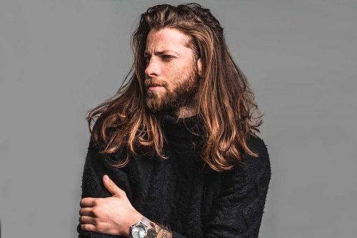 Staggering Mens Long Hairstyles Compilation To Make Heads Turn