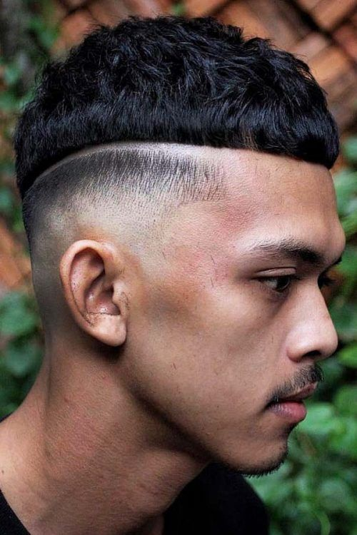 French Crop Undercut #frenchcrop #undercut #mensundercut