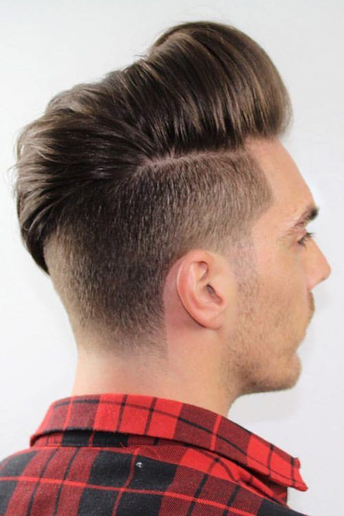 How To Get The Undercut #undercut #disconnectedundercut #mensundercut #undercutfade