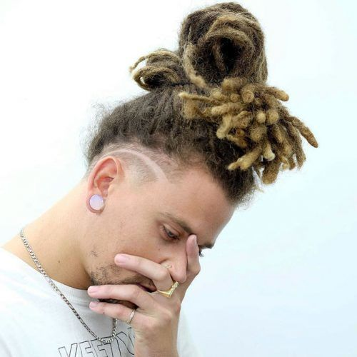Dreads And Undercut #dreads #dreadlocks #undercut #mensundercut