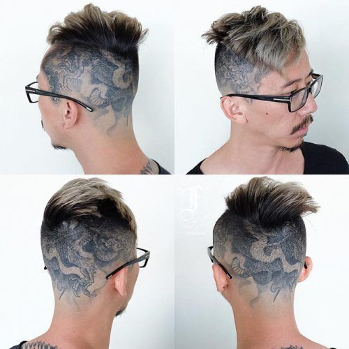 Head Tattoo #headtattoo #undercut #mensundercut