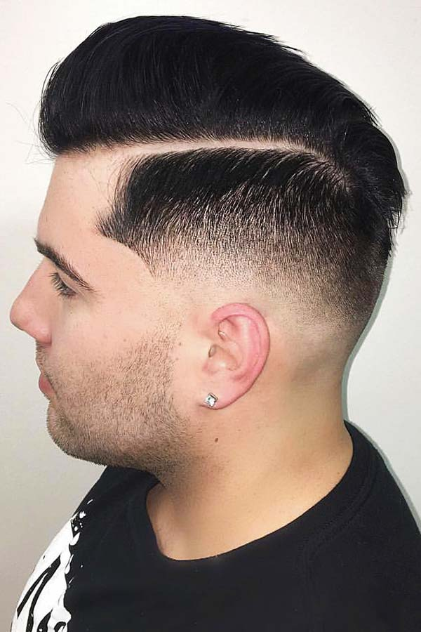 Hard Part Comb Over #hardpart #combover #comboverfade