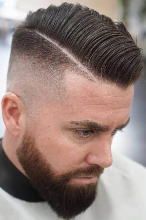 11 Must Try Comb Over Fade Haircuts Menshaircuts Com