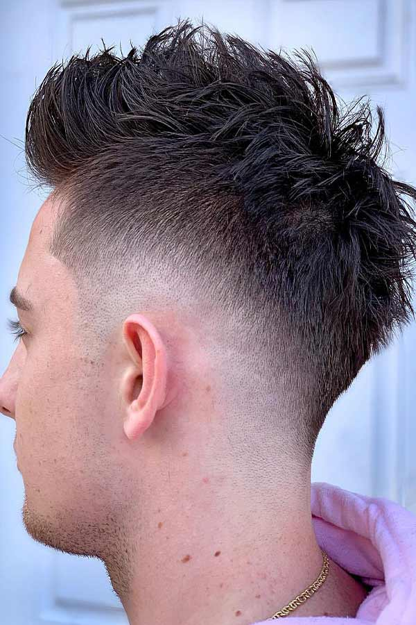 Should I Get The Faux Hawk Haircut? #fauxhawk #fohawk