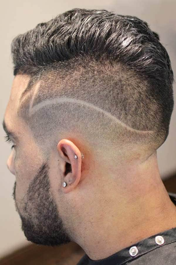 Smooth Faux Hawk #fauxhawk #smoothhair #fohawk