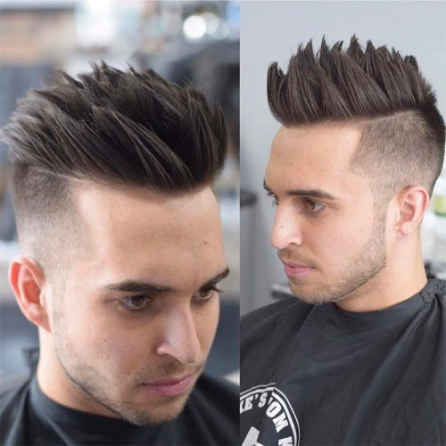 Faux Hawk Haircuts For Real Men | MensHaircuts com