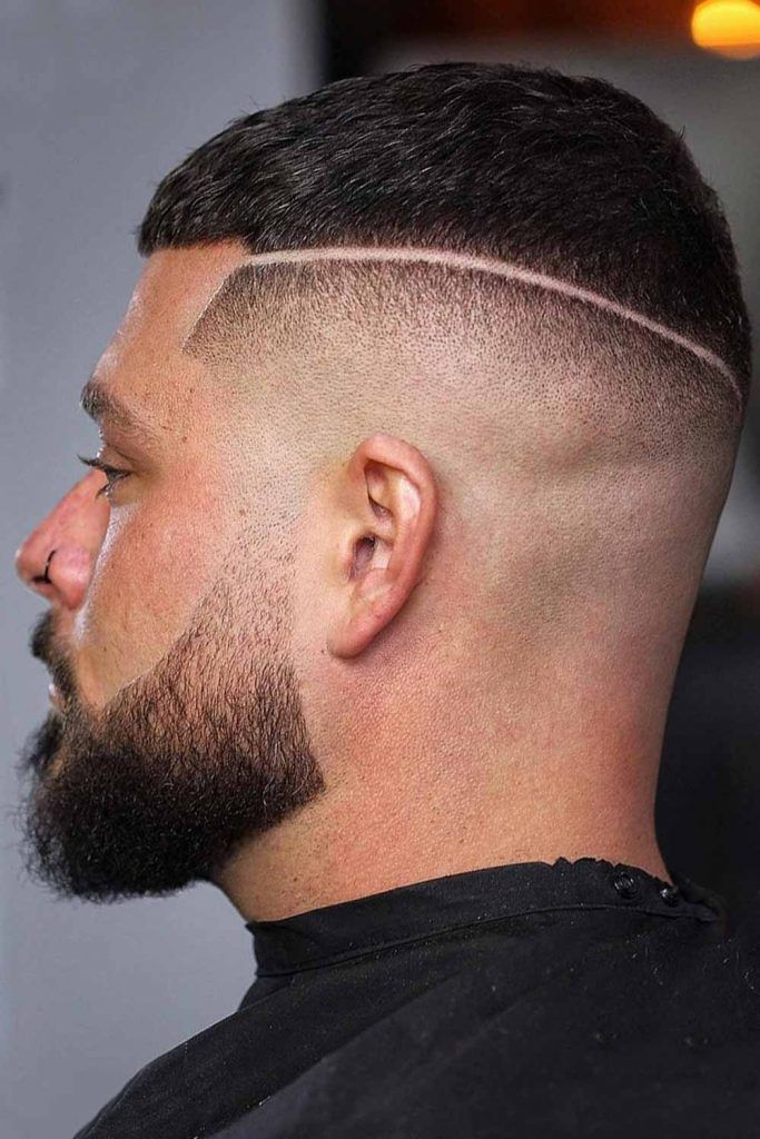 Disconnected Top #highandtight #highandtighthaircut #shorthaircutsformen