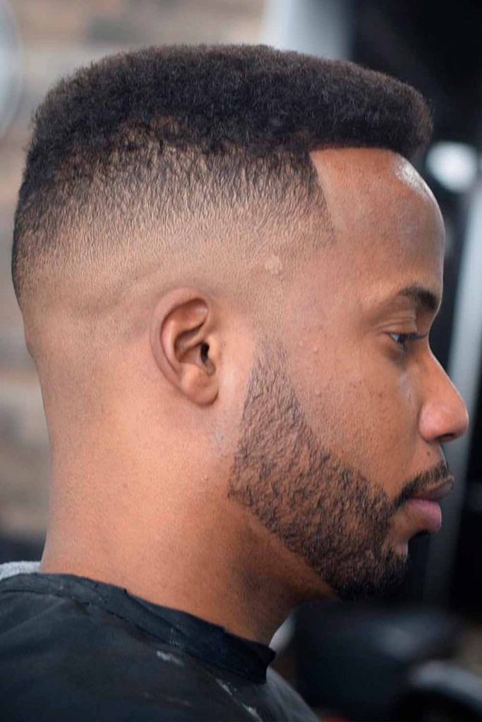 High and Tight Afro #shorthaircutsformen #shorthairmen #mensshorthaircuts #highandtight
