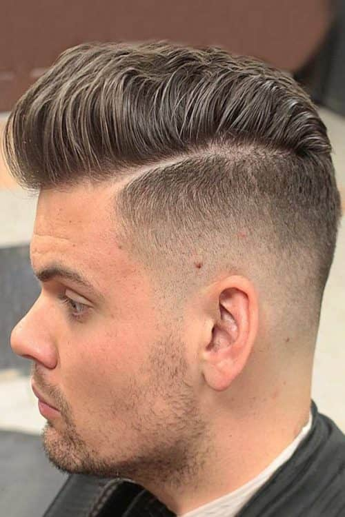High Fade Comb Over #combover #fade #highfade