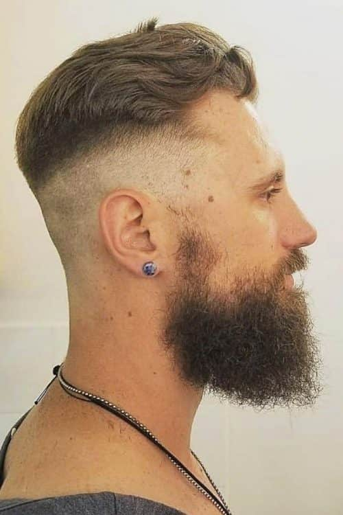 What Is The High Fade Haircut? #highfade #fade #fullbeard
