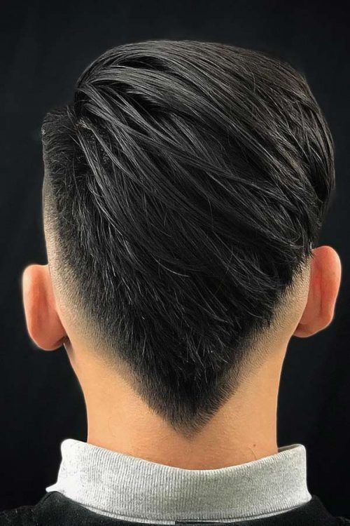 Low Fade Comb Over #lowfadehaircut