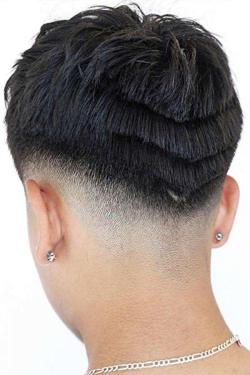 A Low Fade Haircut: Stylish And Simple #lowfade #fade #fadehaircut