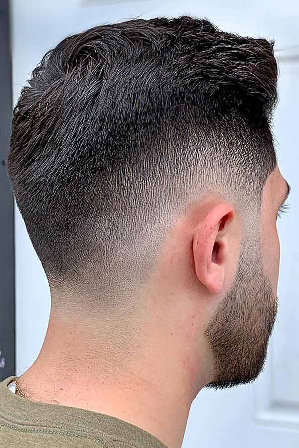 Low Fade Haircut Guide And Styling