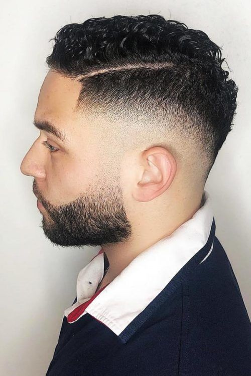 45 Sexiest Short Curly Hairstyles For Men Menshaircuts Com