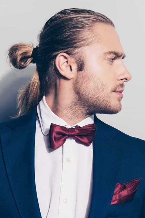 Men\u0027s Updos For Long Hair A Simple Guide To Popular And