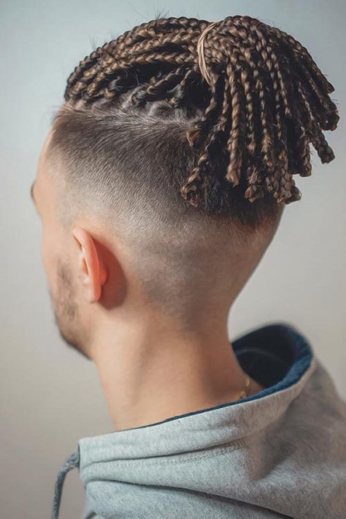 Discover Why Man Braid Hairstyles Are So Popular Today
