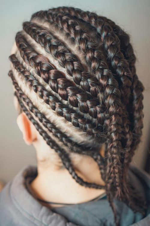 What Is The Man Braid #braids #menbraids
