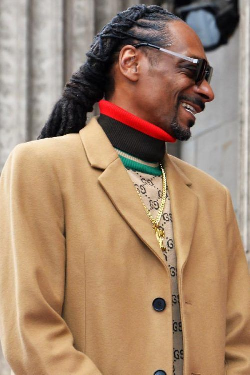 Snoop Dogg #braids #menbraids