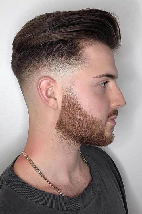 Short Sides, Long Top #midfade #fadehaircut #baldfade #shortsideslongtop