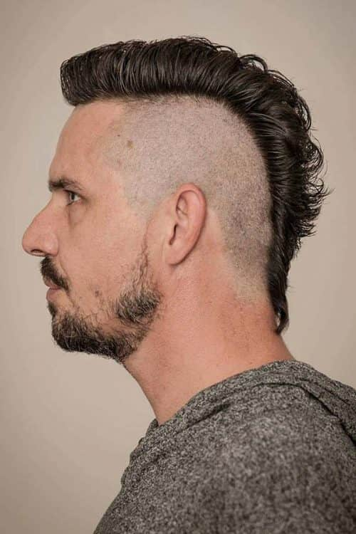 What Is Mohawk Haircut? #mohawk #mohawkhaircut #undercut