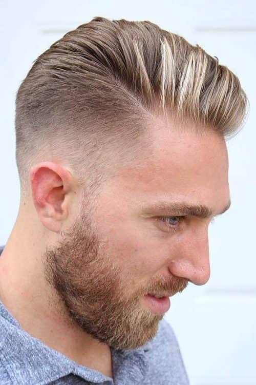 Taper Fade Comb Over #taperfade #fade #combover