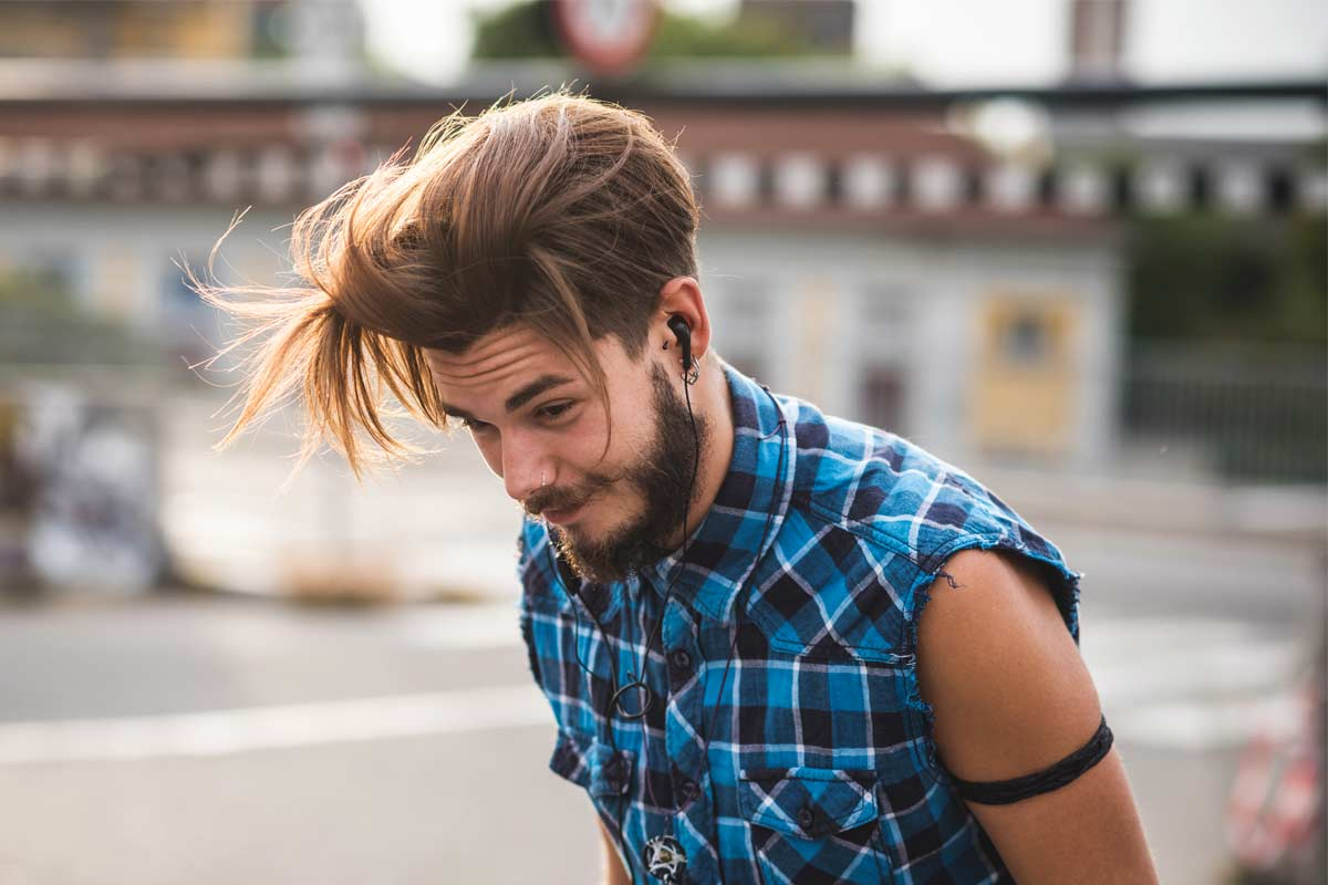 Popular Men's Hipster Haircut Types You Can Try Out