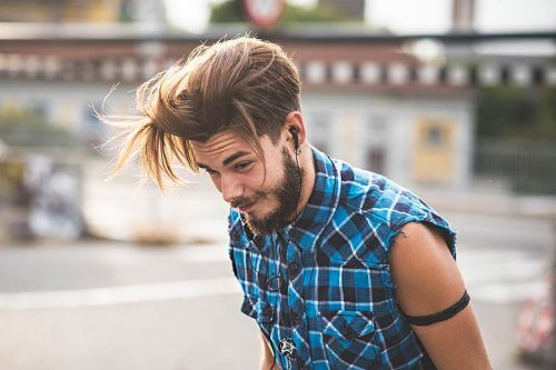Popular Mens Hipster Haircut Types You Can Try Out