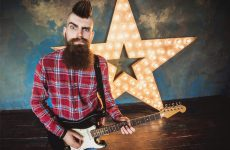 Rock Stars Prefer The Terrific Mohawk Haircut Not For Nothing